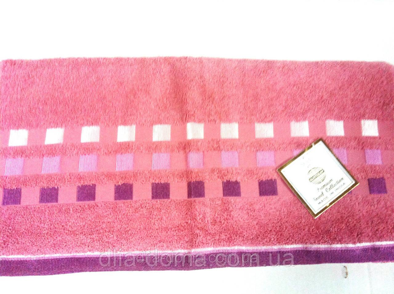 Полотенце для лица 50*100 см Клетка