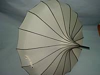 """Зонт в китайском стиле """" Пагода"""" Белый"""