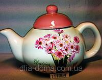 """Чайник заварочный """"Цветы"""""""