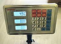 Весы торговые электронные ACS 150 KG 40*50!Акция