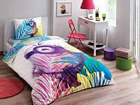 Детское подростковое постельное белье TAC Disney Minions Paradise Ранфорс