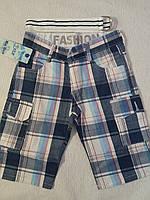 Бермуды котоновые для мальчиков р.134-158 Nice Wear