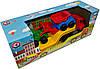 Игрушка Автовоз с набором Стройплощадка ТехноК (3930), фото 4
