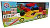 Игрушка Автовоз с набором Стройплощадка ТехноК (3930), фото 5