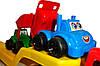 Игрушка Автовоз с набором Стройплощадка ТехноК (3930), фото 9