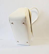 Женская белая сумка Alba Soboni, фото 3