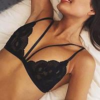 Легкий прозрачный лиф / Эротическое белье / Сексуальное белье / Еротична сексуальна білизна, фото 1