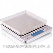 Ювелирные весы ACS 500gr/0.01g BIG 12000 Professional Digital Table Topscale, фото 3