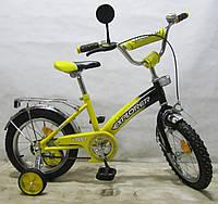 Велосипед Explorer 14'' T-21413 yellow + black