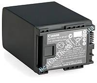 Оригинал Canon BP-827 2670mAh. Аккумулятор для Canon HF10, FH100, HG20, HG30 и пр.