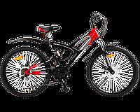 Горный двухподвесный велосипед Avanti Hacker 26 (2016)