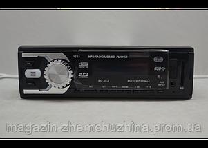 Автомагнитола MP3 USB Pioneer 1233, фото 3
