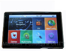 GPS навигатор HD 7007 ddr2-128mb, 8gb, фото 3
