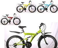Горный подростковый велосипед Profi Gambler 26