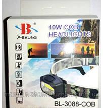 Фонарь головной Bailong BL-3088-COB!Акция, фото 3