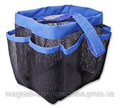 Органайзер для Ванной 8 Pocket Shower Caddy!Опт, фото 3
