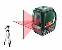 BOSCH PLL 2 + штатив TT 150 Лазерный нивелир