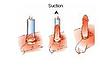 Вакуумная помпа для увеличения пениса Penis Pump, вакуумный увеличитель насос для члена!Акция, фото 4