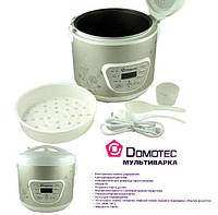 Мультиварка Domotec Plus Dt-517 объем 5 л.