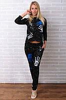 Спортивный костюм Турция S M L XL XXL  ас8843, фото 1