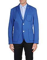 Синий пиджак Paolo Pecora