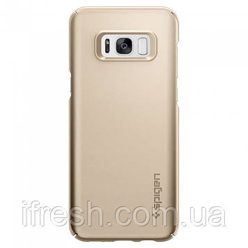 Чехол SPIGEN THIN FIT S8, Gold Maple