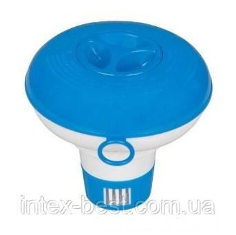 Плавающий дозатор для химии Intex Floating Chemical Dispenser 29040, фото 2