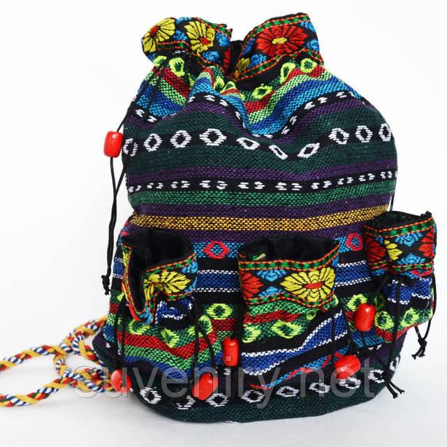 Рюкзак в карпатском стиле большой