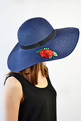 "Шляпа женская ""Пальма"" в расцветках"
