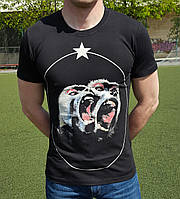 Мужская футболка Givenchy черная
