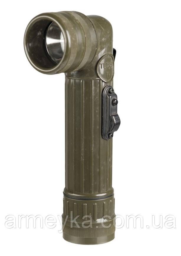 Г-образный армейский фонарь TL-122 (+светофильтры). USA, оригинал.