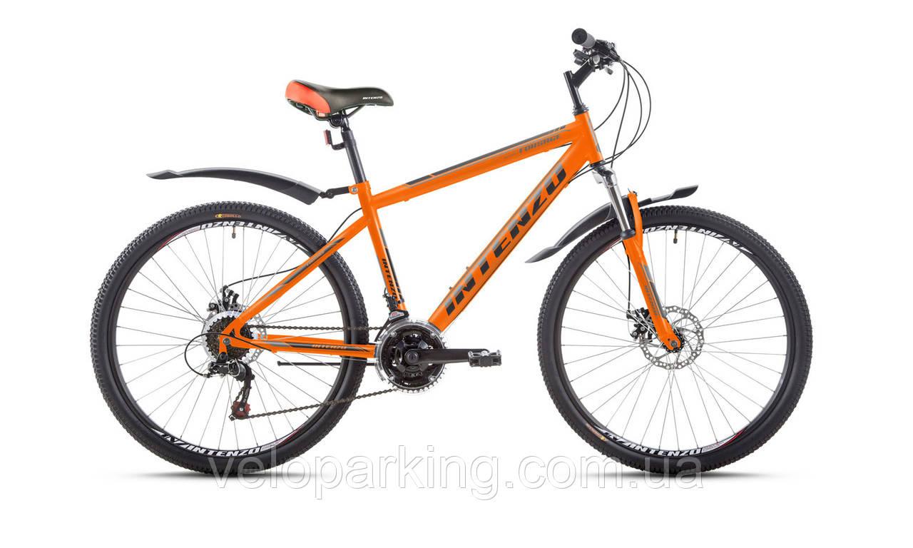 Горный велосипед Intenzo Forsage 26 (2017) DD new
