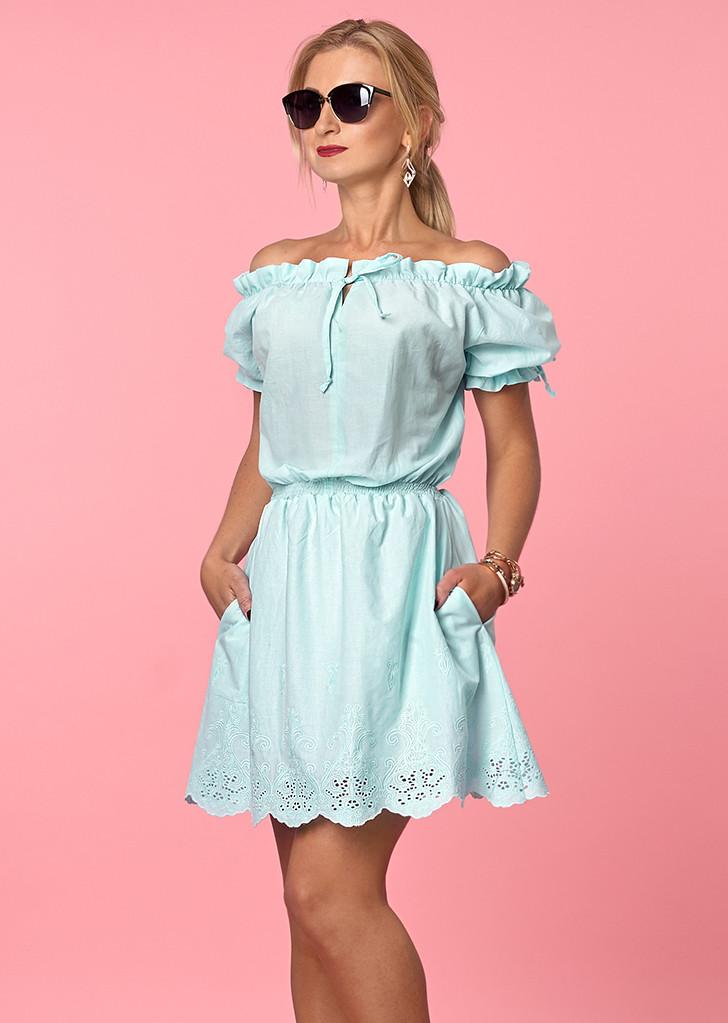 Модели рукава для лета на платье