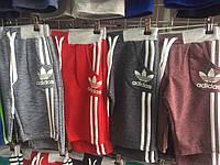 Детские шорты бриджи на мальчика Adidas 8-12л.