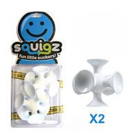 Дополнительный набор присосок Squigz (2 присоски Zorbit), Fat Brain Toy Co