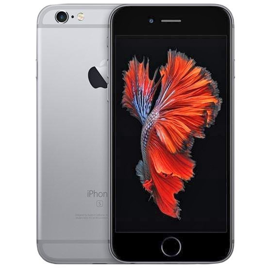 Apple iPhone 6s 64GB Space Gray (MKQN2) Восстановленный