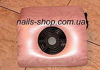 Вытяжка (пылесос) для маникюрного стола розовая