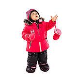 Зимний костюм для девочки PELUCHE 18 BF M F16. Размеры 24 мес и 2.., фото 3