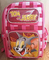 Каркасный рюкзак для девочек Том и Джерри