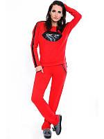 Спортивный женский костюм губки 42 44 46 48 50 52