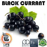 Ароматизатор TPA Black Currant Flavor (Чёрная смородина)