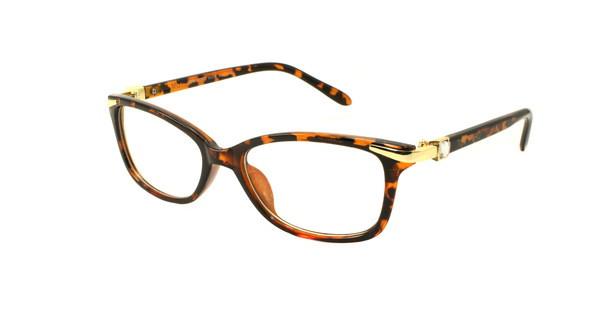 Леопардовые компьютерные очки  Tom Ford