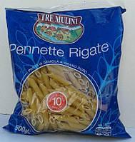 Макароны перо, Pennette Rigatte (Tre Mulini) 0,5 кг