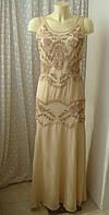Платье летнее вечернее Miss Selfridge р.44 7514