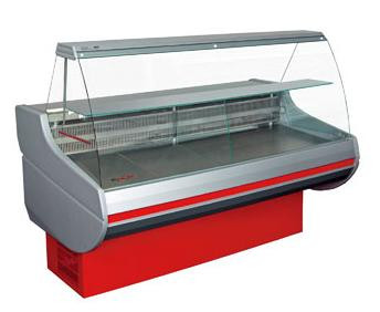 Холодильный прилавок Сиена 1,1-1,7 ВС