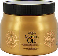 L'Oreal Professionnel Mythic Oil Masque For Normal To Fine Hair - Маска  для нормальных и тонких волос 500 мл.