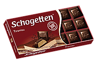 Шоколад Schogetten Tiramisu Тирамису 100 г
