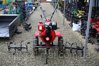 Мотоблок Булат ВТ1100АЕ (дизель 6 л.с., электрост., датчик масла), фото 2