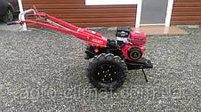 Мотоблок гибрид Булат WM 16Е (бензин воздушного охлаждения 16 л.с.,с электростартером), фото 3