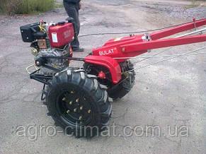 Мотоблок Булат ВТ1212Е (дизель 12 л.с. воздушное охл., электростартер), фото 3